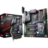 MSI Z370 GODLIKE GAMING Intel Z370 So.1151 Dual Channel DDR4 EATX Retail