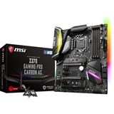 MSI Z370 GAMING PRO CARBON AC Intel Z370 So.1151 Dual Channel DDR4
