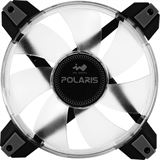 IN WIN Polaris RGB 120x120x25mm 500-1280 U/min 20.2 dB(A) schwarz/transparent