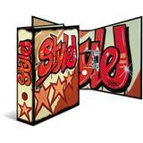 HERMA Motivordner Graffiti DIN A4, Style