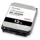 "12000GB WD Ultrastar DC HC520 0F29530 256MB 3.5"" (8.9cm) SAS"