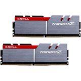 16GB G.Skill Trident Z silber/rot DDR4-4133 DIMM CL19 Dual Kit
