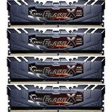 32GB G.Skill Flare X für AMD schwarz DDR4-3200 DIMM CL14 Quad Kit