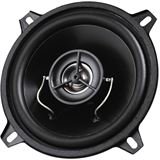 Hama 13 cm 2-Wege-Koax-Lautsprecher, 25/130 W, 2 Stück