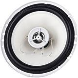 Hama 16,5 cm 2-Wege-Koax-Lautsprecher, 30/150 W, Weiß, 2