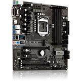 ASRock Z370M Pro4 Intel Z370 So.1151 Dual Channel DDR4 mATX Retail