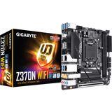 Gigabyte Z370N WIFI Intel Z370 So.1151 Dual Channel DDR4 Mini-ITX