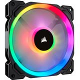 Corsair 140x140x25 Dual Light Loop RGB LED Single