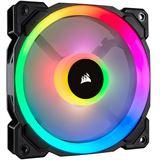 Corsair CO-9050071-WW 120x120x25mm 1500 U/min 24.8 dB(A) schwarz