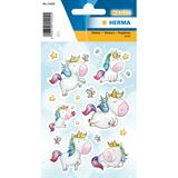 Herma Sticker MAGIC Einhorn Sternenstaub Jewel