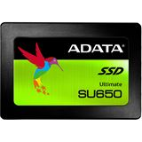 "120GB ADATA Ultimate SU650 2.5"" (6.4cm) SATA 6Gb/s 3D-NAND TLC"
