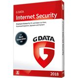 G Data InternetSecurity 2018 1PC