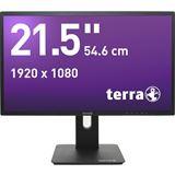 """21,5"""" (54,61cm) Terra Greenline Plus 2256W PV schwarz 1920x1080"""