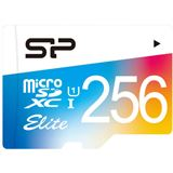 256 GB Silicon Power Elite microSD Class 10 UHS-I Retail inkl. Adapter
