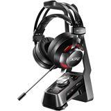 ADATA XPG EMIX H30 Gaming Headset + SOLOX F30 Verstärker