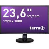 """23,6"""" (59,94cm) Terra 2447W schwarz 1920x1080 1xDVI / 1xHDMI"""