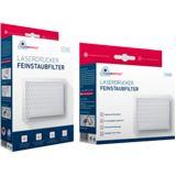 Clean Office 1er Pack Feinstaubfilter für Drucker