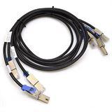 Fujitsu SAS Kabel 12GBit RX1330 4x2,5