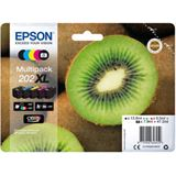 Epson MULTIPACK 5-COLOURS 202XL