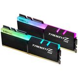 32GB G.Skill Trident Z RGB für AMD DDR4-2400 DIMM CL15 Dual Kit