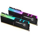 32GB G.Skill Trident Z RGB für AMD Ryzen DDR4-2933 DIMM CL16