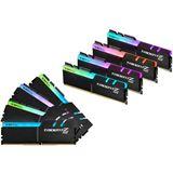 64GB G.Skill Trident Z RGB für AMD DDR4-2400 DIMM CL15 Octa Kit