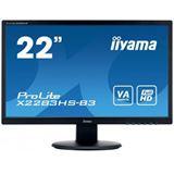"21,5"" (54,61cm) iiyama ProLite X2283HS-B3 schwarz 1920x1080"