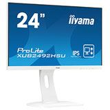 "23,8"" (60,47cm) iiyama Prolite XUB2492HSU-W1 Weiß"