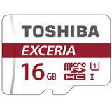 16 GB Toshiba Exceria M302 microSD Class 10 U3 Retail inkl. Adapter