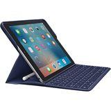 "Logitech Create Tastatur-Case für iPad Pro 9,7"", blau"
