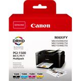 CANON PGI1500 MB2050 CMYK Multipack