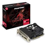 2GB PowerColor Radeon RX 550 Red Dragon OC Aktiv PCIe 3.0 x16 (Retail)