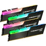 32GB G.Skill Trident Z RGB DDR4-4133 DIMM CL17 Quad Kit