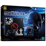 Sony Playstation 4 Pro 1TB Limited Edition+Star Wars BF II Deluxe