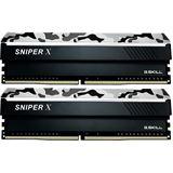 32GB G.Skill SniperX Urban Camouflage DDR4-2400 DIMM CL17 Dual Kit