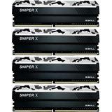32GB G.Skill SniperX Urban Camouflage DDR4-3000 DIMM CL16 Quad Kit