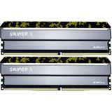 32GB G.Skill SniperX Digital Camouflage DDR4-3600 DIMM CL19 Dual Kit