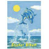 """HERMA Stickeralbum """"Der kleine Delfin"""", DIN A5"""