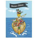 """HERMA Stickeralbum """"Piratenabenteuer"""", DIN A5"""