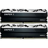 16GB G.Skill SniperX Urban Camouflage DDR4-3200 DIMM CL16 Dual Kit