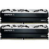 32GB G.Skill SniperX Urban Camouflage DDR4-3200 DIMM CL16 Dual Kit