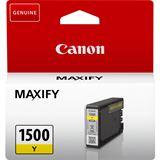 CANON Tinte PGI-1500Y gelb