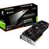 8GB Gigabyte GeForce GTX 1070 Ti AORUS Aktiv PCIe 3.0 x16 (Retail)