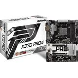 ASRock X370 Pro4 AMD X370 So.AM4 Dual Channel DDR4 ATX Retail