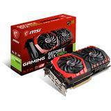 11GB MSI GeForce GTX 1080 Ti GAMING 11G Aktiv PCIe 3.0 x16 (Retail)