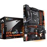 Gigabyte Z370 AORUS Ultra Gaming 2.0 Intel Z370 So.1151 Dual Channel