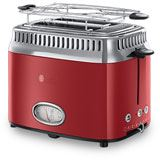 Russell Hobbs Retro Ribbon Red 21680-56 Toaster rot