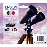 EPSON Tinte Multip. 1x4.6ml/3x3.3ml