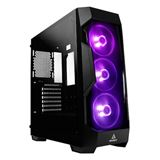 Antec Dark Fleet DF500 RGB Midi-Tower schwarz