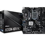 ASRock H310M-HDV/M.2 Intel H310 So.1151 Dual Channel DDR4 mATX Retail